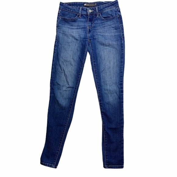 Levi's Denim Legging Skinny Blue Jean Jegging
